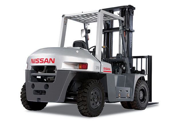 Запчасти к погрузчикам Nissan